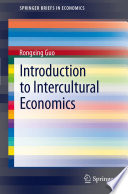 Introduction to Intercultural Economics