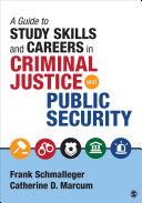 download ebook a guide to study skills and careers in criminal justice and public security pdf epub