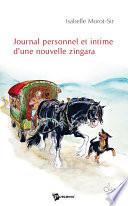 Journal Personnel Et Intime D Une Nouvelle Zingara