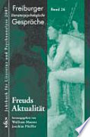 Freuds Aktualität