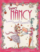 Fancy Nancy Loves Loves Loves Reusable Sticker Book
