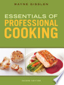 Essentials of Professional Cooking  2nd Edition