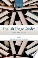 English Usage Guides