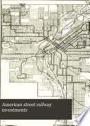 American Street Railway Investments Free download PDF and Read online