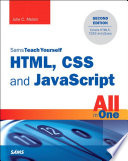 HTML  CSS  and JavaScript