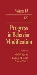 download ebook progress in behavior modification pdf epub