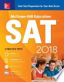 McGraw Hill Education SAT 2018
