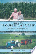 Back to Troublesome Creek