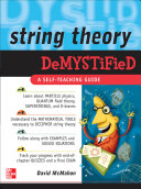 String Theory Demystified