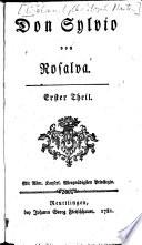 Don Sylvio von Rosalva
