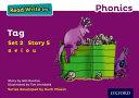 Read Write Inc  Phonics  Purple Set 2 Storybook 5 Tag