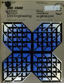 Canadian Journal of Civil Engineering