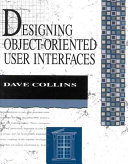 Designing Object oriented User Interfaces