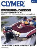 Evinrude  Johnson 2 300 HP OB 91 1993