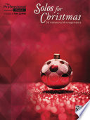 The Professional Pianist   Solos for Christmas