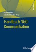 Handbuch NGO-Kommunikation