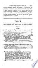 Bulletin general et universel des annonces et des nouvelles scientifiques  publie sous la direction du baron de Ferussac