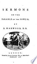 Sermons on the parable of the sower