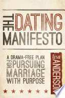 Ebook The Dating Manifesto Epub Lisa Anderson Apps Read Mobile