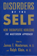 Disorders of the Self