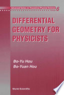 Differential Geometry for Physicists