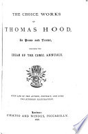 The Choice Works of Thomas Hood Book PDF