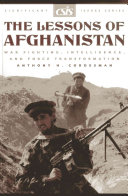 The Lessons of Afghanistan