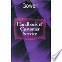Gower Handbook of Customer Service