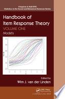 Handbook of Item Response Theory  Volume One