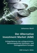 Der alternative investment market  AIM