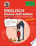 Englisch 2 blicken statt büffeln : der Sprachkurs in spannenden Kurzgeschichten für Fortgeschrittene