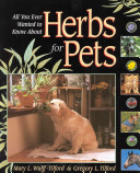 All You Ever Wanted to Know about Herbs for Pets