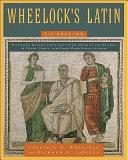 Wheelock s Latin 7th Edition