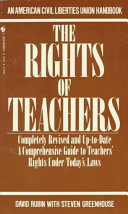 The Rights of Teachers