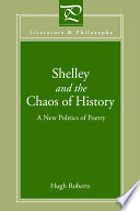 Shelley and the Chaos of History