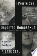 I, Pierre Seel, Deported Homosexual