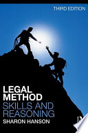 Legal Method  Skills and Reasoning