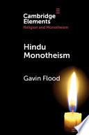 Hindu Monotheism Book PDF