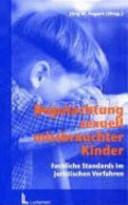 Begutachtung sexuell missbrauchter Kinder