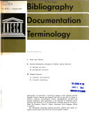Bibliography  Documentation  Terminology