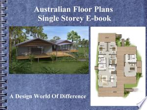 home design book-distinctive homes-floor plans of low set single level homes house plans