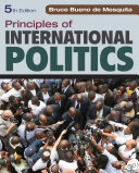 Principles of International Politics