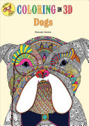 Coloring In 3D Dogs : dimension in coloring! award-winning artist hannah davies...