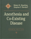 Anesthesia and Co Existing Disease