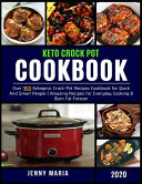 Keto Crock Pot Cookbook 2020