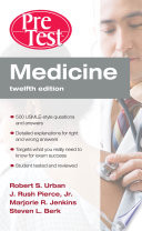 Medicine PreTest Self Assessment   Review  Twelfth Edition