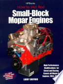 How to Hot Rod Small block Mopar Engines