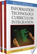 Encyclopedia of Information Technology Curriculum Integration