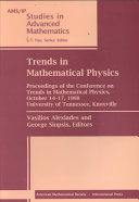 Trends in Mathematical Physics
