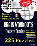 Brain Workouts Variety Puzzles